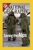 Alternate Cover of the February  2006 National Geographic Magazine