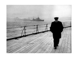 WWII  Winston Churchill  UK Prime Minister