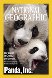 Cover of the July  2006 National Geographic Magazine