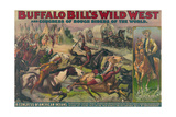 Buffalo Bill's Wild West  American Indians