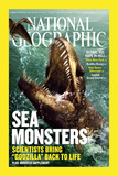 Cover of the December  2005 National Geographic Magazine