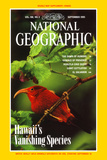 Cover of the September  1995 Issue of National Geographic Magazine
