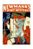 CA George Newmann  American Hypnotist