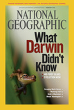 Cover of the February  2009 Issue of National Geographic Magazine
