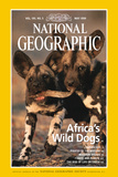 Cover of the May  1999 Issue of National Geographic Magazine