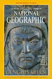 Cover of the December  1996 Issue of National Geographic Magazine