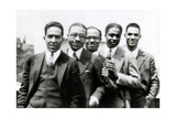 Langston Hughes and Friends  1924