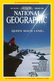 Cover of the February  1998 Issue of National Geographic Magazine