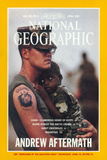 Cover of the April  1993 Issue of National Geographic Magazine