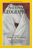 Cover of the December  1991 National Geographic Magazine