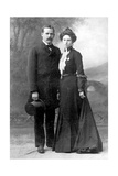 Sundance Kid and Etta Place  1901