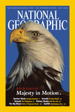 Cover of the July  2002 National Geographic Magazine