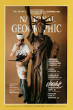 Cover of the November  1984 National Geographic Magazine