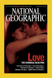 Cover of the February  2006 Issue of National Geographic Magazine