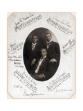 Those Ebony Offenbachs  Johnson Brothers and Cole