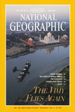 Cover of the May  1995 Issue of National Geographic Magazine