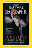 Cover of the July  1998 Issue of National Geographic Magazine