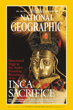 Cover of the November  1999 National Geographic Magazine
