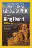 Cover of the December  2008 National Geographic Magazine