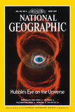 Cover of the April  1997 National Geographic Magazine