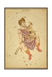 Auriga Constellation  1825