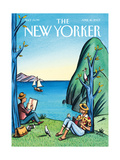 The New Yorker Cover - April 16  2007