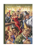 The New Yorker Cover - December 25  2006