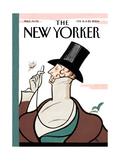 The New Yorker Cover - February 16  2004
