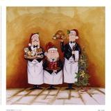Christmas Waiters