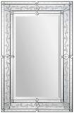 Sara Etched Mirror