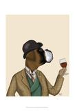 Boxer Wine Snob