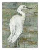 Textured Heron II