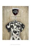 Dog Au Vin Dalmatian