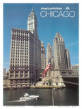 Chicago  Illinois - American Airlines