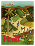 Haiti - Haitian Village - American Airlines Endless Summer