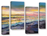 Heaven 4 Piece Gallery Wrapped Canvas Set
