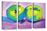 Siblings 3 Piece Gallery Wrapped Canvas Set
