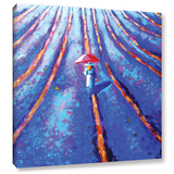 Lost In Provence Gallery Wrapped Canvas