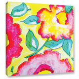 Pretty Posies Gallery Wrapped Canvas