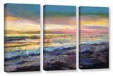 Heaven 3 Piece Gallery Wrapped Canvas Set