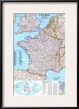 1989 France Map