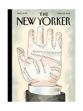 The New Yorker Cover - March 28  2016
