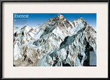 Mt Everest Map