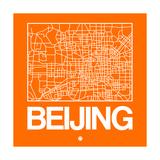 Orange Map of Beijing