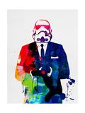 Trooper Boss Watercolor