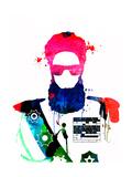 Dictator Watercolor 2