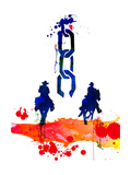Unchained Watercolor