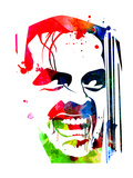 The Shining Watercolor