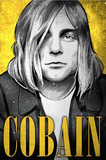 Kurt Cobain Nirvana Illustration