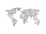 World Wire Map 2